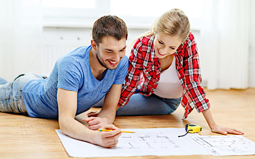 Acquirenti casa in costruzione